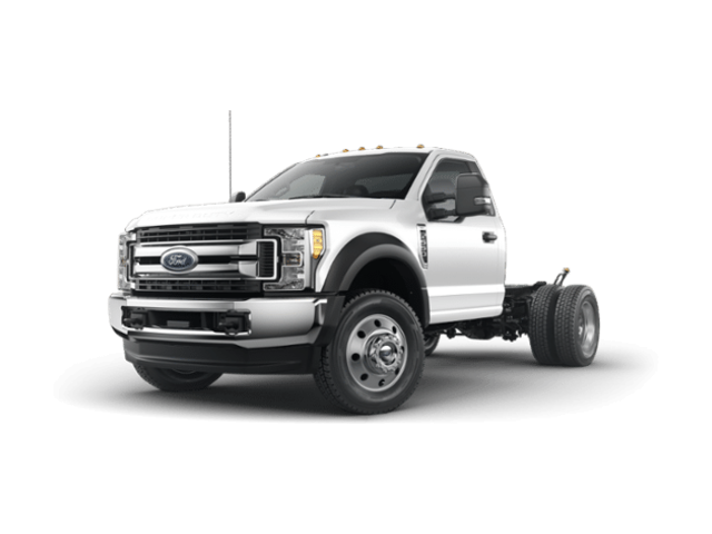 2019 Ford F-550 Chassis  XLT Truck Regular Cab